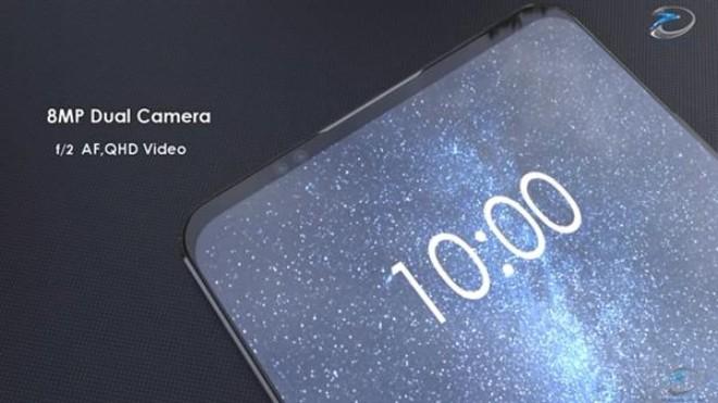 Ngắm Nokia 10 đẹp như mơ đồng 5 ống kính ở phía sau - 3