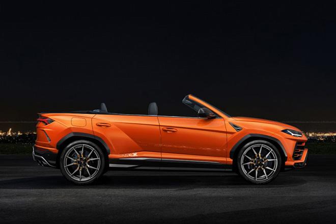 """Những ý tưởng thiết kế """"điên rồ"""" cho Lamborghini Urus - 2"""