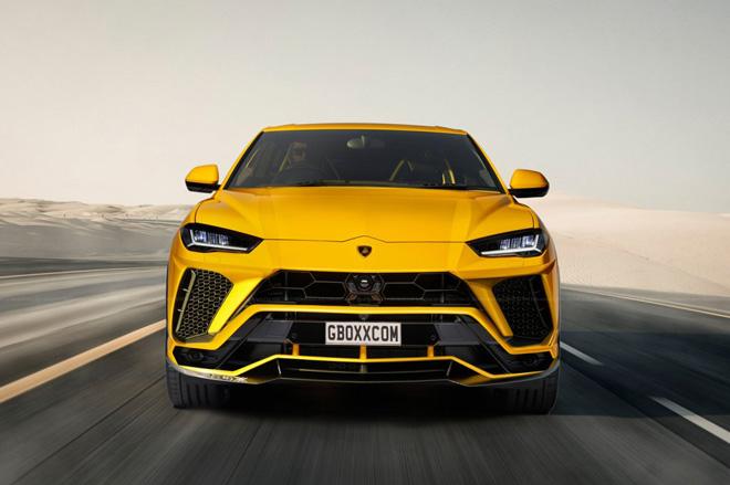 """Những ý tưởng thiết kế """"điên rồ"""" cho Lamborghini Urus - 3"""