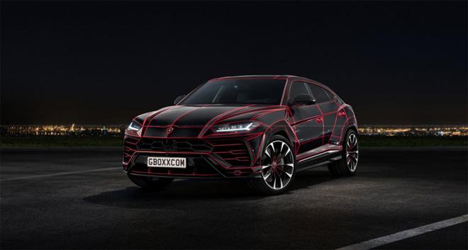 """Những ý tưởng thiết kế """"điên rồ"""" cho Lamborghini Urus - 10"""