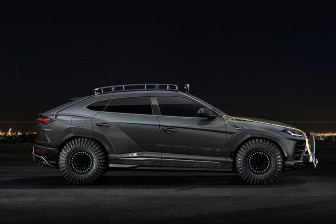 """Những ý tưởng thiết kế """"điên rồ"""" cho Lamborghini Urus - 7"""