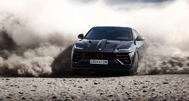 """Những ý tưởng thiết kế """"điên rồ"""" cho Lamborghini Urus - 11"""
