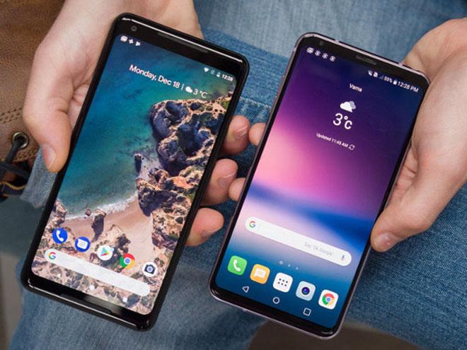 Top smartphone Android đáng mua nhất dịp đầu năm - 1