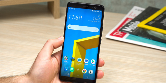 Top smartphone Android đáng mua nhất dịp đầu năm - 5