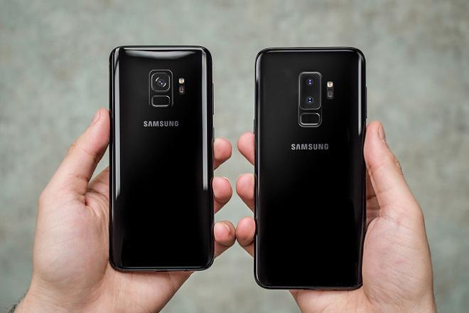 """""""Choáng"""" trước thời lượng pin siêu dài của Galaxy S9 - 1"""