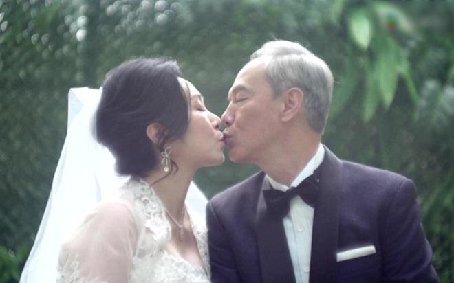 """Tài tử """"Thiên Long Bát Bộ"""" tái hôn ở tuổi 63 - 1"""