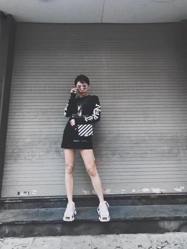 """Không diện áo dài, """"bom sexy"""" Diệp Lâm Anh và loạt mỹ nhân Việt mặc gì xuống phố? - 6"""