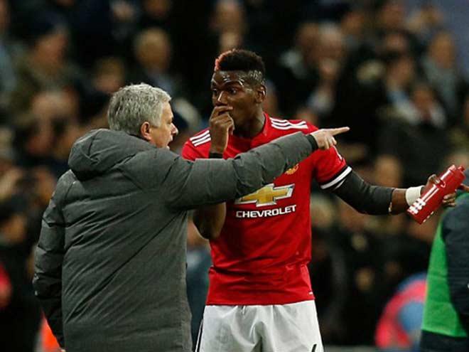 "MU – Mourinho giải bài toán Pogba: SAO 300 triệu euro lập bộ ba ""M-TP"" - 1"