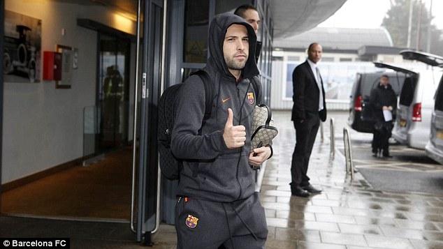 Dàn siêu sao Barca đổ bộ xuống London, sẵn sàng kéo sập Stamford Bridge - 4