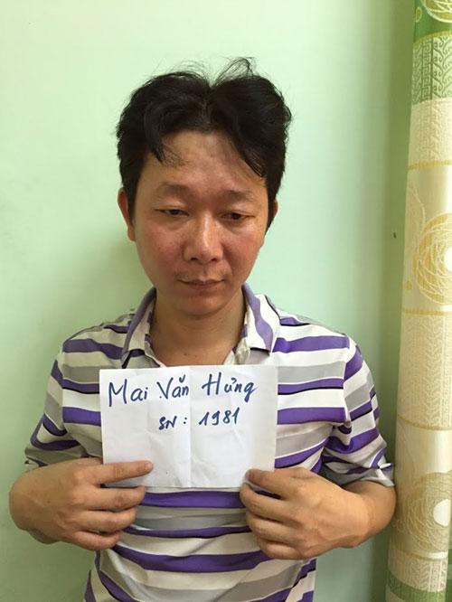 Kẻ trốn truy nã bị tóm sau 13 năm trở về nhà ăn Tết - 1