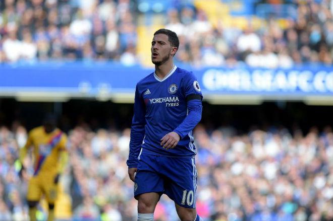 "Real hỗn loạn: Hazard đến, ""đại ca"" Ramos và SAO 500 triệu euro dọa đi - 1"
