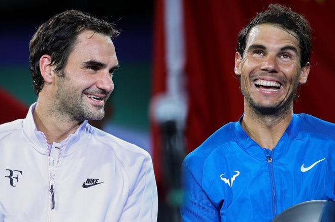Tin thể thao HOT 21/2: Federer và Nadal xứng đáng chia sẻ ngôi số 1 - 1