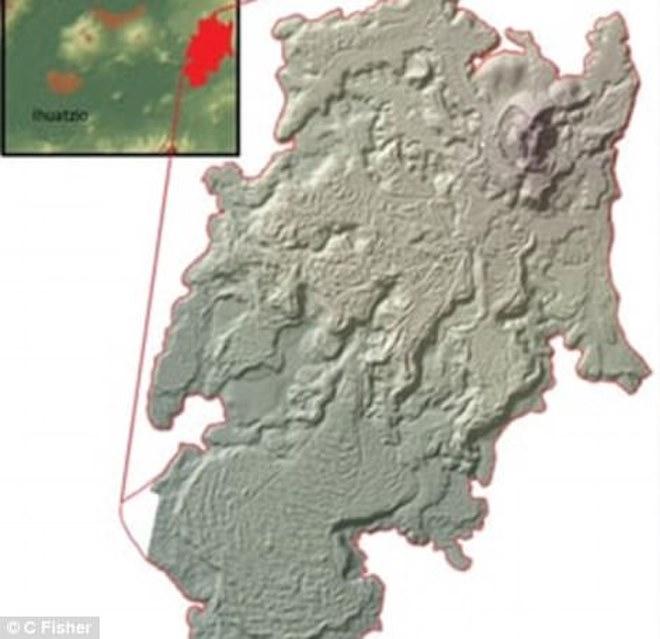"""Dùng laser phát hiện thành phố ngàn năm tuổi """"mất tích"""" ở Mexico - 3"""