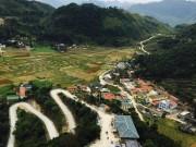 Cung đường mùa xuân  hớp hồn  phượt thủ khi tới Hà Giang