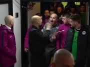 """Bóng đá - Man City thua sốc ở FA Cup: Pep chối không """"cà khịa"""" HLV Wigan"""