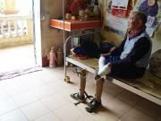 Thế giới biệt lập của những bệnh nhân phong cô độc