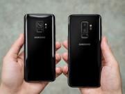 """"""" Choáng """"  trước thời lượng pin siêu dài của Galaxy S9"""