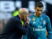 Tin HOT bóng đá sáng 21/2: Ronaldo có thể dự bị dù phong độ khủng