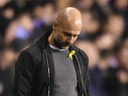 """Bóng đá - Man City thua sốc: Tay chưa chạm cúp đã vội """"tinh vi"""""""