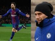 Barca - Messi quá mạnh, Chelsea - Conte  học lỏm  HLV Watford
