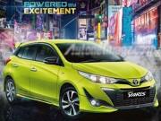 """Toyota Yaris TRD Sportivo 2018: Đẹp và  """" sang chảnh """"  hơn"""