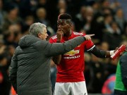 "MU - Mourinho giải bài toán Pogba: SAO 300 triệu euro lập bộ ba  "" M-TP """