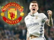 Chuyển nhượng MU: Mourinho nhắm Toni Kroos là mục tiêu số 1