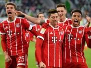 """Bayern Munich - Besiktas: Yếu huyệt của  """" cỗ xe tăng """""""