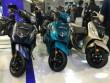 2018 Yamaha Fascino bản cập nhật sắp ra mắt