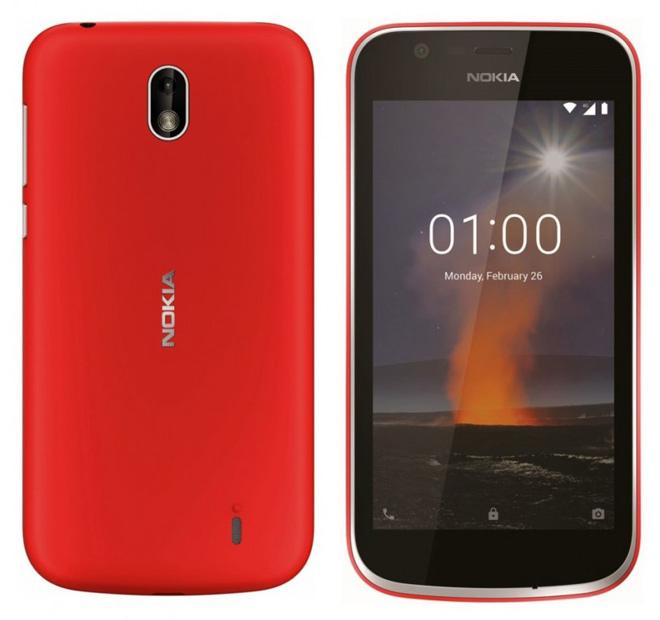 Nokia 1 giá rẻ lộ diện, sắp ra mắt - 3