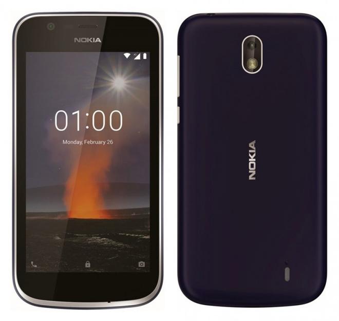 Nokia 1 giá rẻ lộ diện, sắp ra mắt - 2