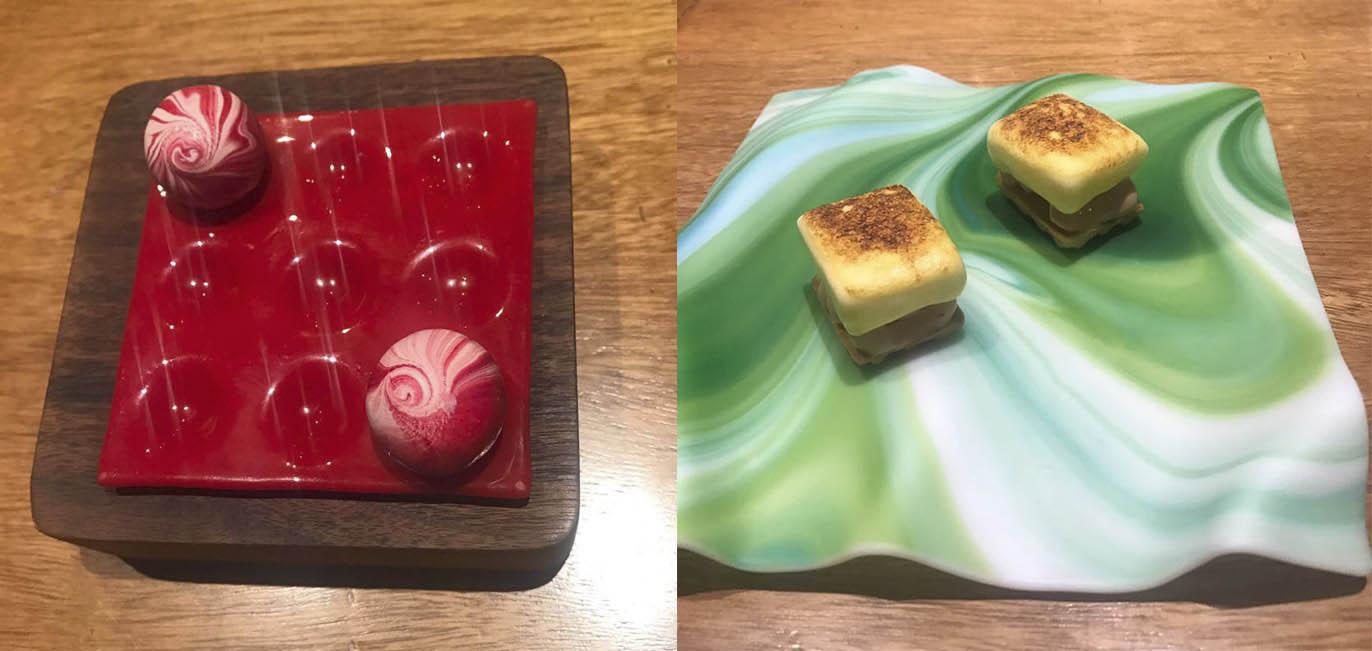 Độc đáo nhà hàng chuyên phục vụ món ăn qua hình ảnh kí tự - 3