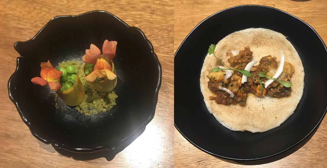 Độc đáo nhà hàng chuyên phục vụ món ăn qua hình ảnh kí tự - 4