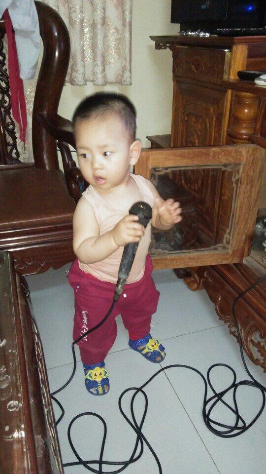 """Gặp lại bé trai có cân nặng """"khổng lồ"""" ngay lúc lọt lòng ở Nam Định - 4"""