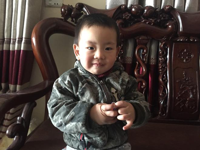 """Gặp lại bé trai có cân nặng """"khổng lồ"""" ngay lúc lọt lòng ở Nam Định - 2"""