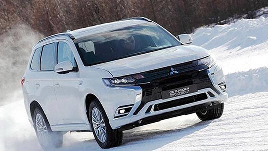 Mitsubishi nâng cấp cho Outlander PHEV với phiên bản 2019 - 2