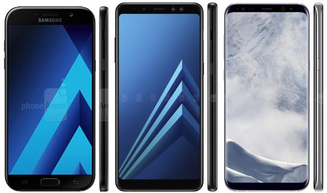 Màn hình vô cực sẽ đến với tất cả smartphone tầm trung của Samsung - 1