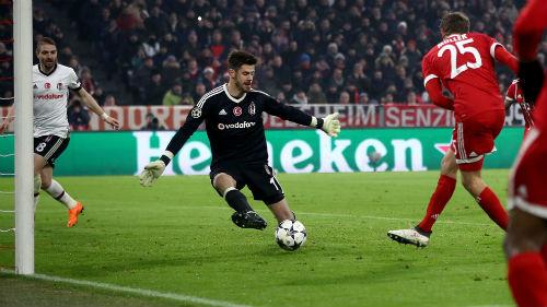 Chi tiết Bayern Munich - Besiktas: Không có bàn danh dự (KT) - 6
