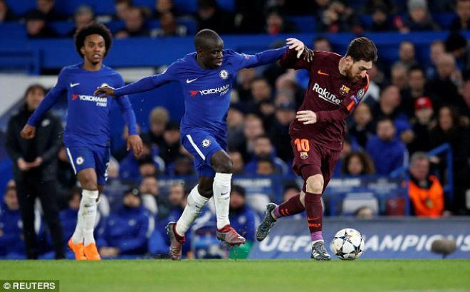 """Chelsea cầm hòa Barca: Biến Messi thành """"người thường"""", phục thù ở Nou Camp - 1"""