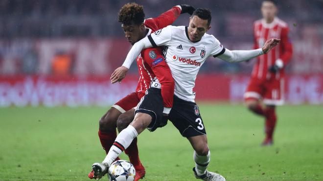 Bayern Munich - Besiktas: Bước ngoặt thẻ đỏ, tưng bừng đại tiệc - 1