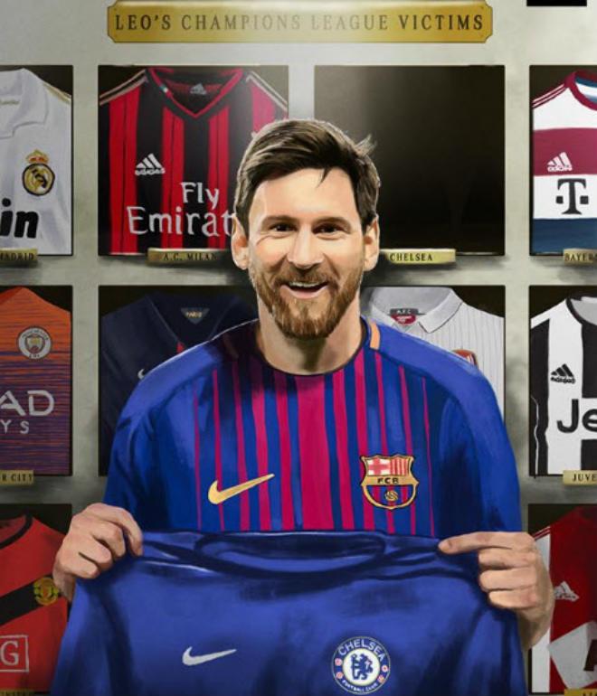 """Messi """"xé lưới"""" Chelsea phá lời nguyền: Barca coi chừng thảm họa 2012 - 3"""