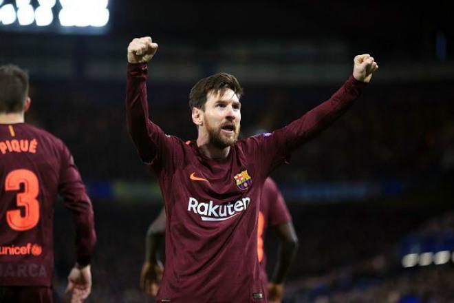 """Messi """"xé lưới"""" Chelsea phá lời nguyền: Barca coi chừng thảm họa 2012 - 2"""