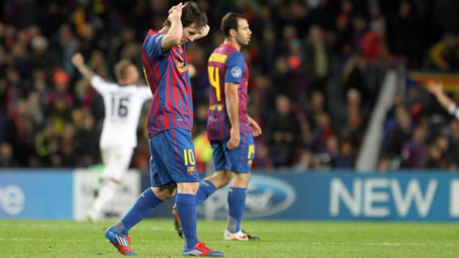 """Messi """"xé lưới"""" Chelsea phá lời nguyền: Barca coi chừng thảm họa 2012 - 1"""