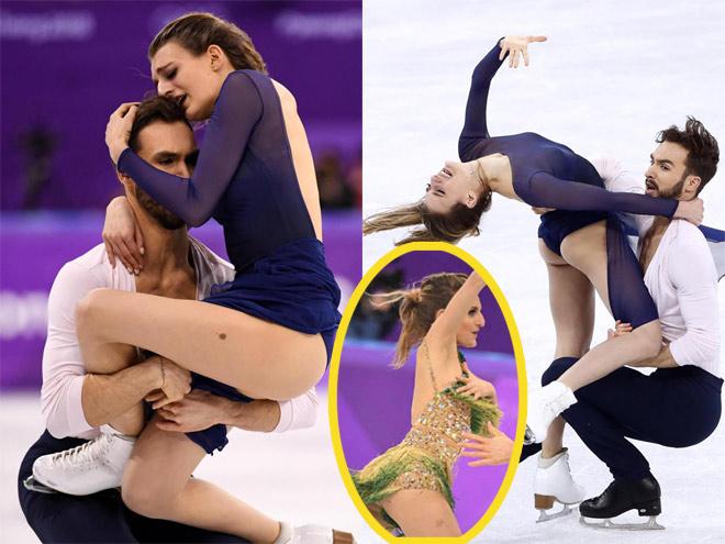 """Người đẹp hở trên lộ dưới: """"Đỏ mặt"""" ở Olympic mùa đông - 3"""