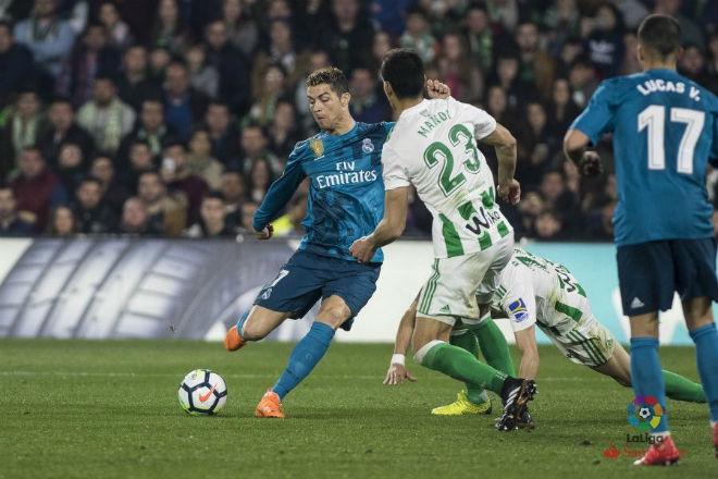 """Leganes - Real Madrid: Vua Ronaldo bùng nổ, """"ngắm bắn"""" tý hon - 2"""