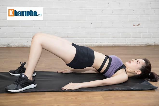 """""""Thánh nữ Mì Gõ"""" Trang Phi nóng bỏng tập gym, lộ chiêu giảm cân sau Tết - 7"""