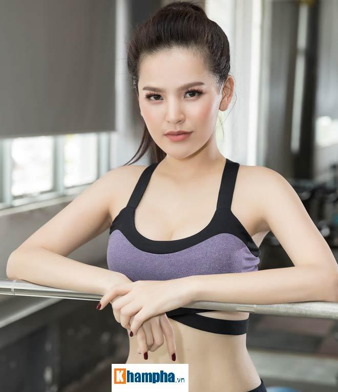 """""""Thánh nữ Mì Gõ"""" Trang Phi nóng bỏng tập gym, lộ chiêu giảm cân sau Tết - 2"""