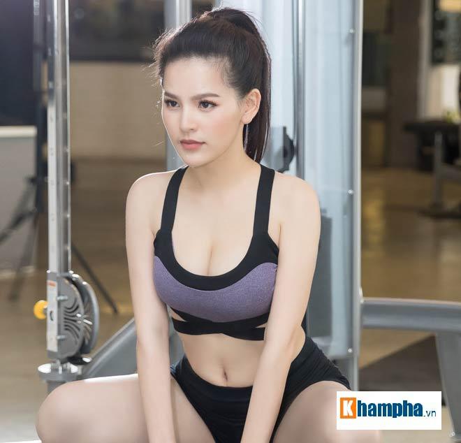 """""""Thánh nữ Mì Gõ"""" Trang Phi nóng bỏng tập gym, lộ chiêu giảm cân sau Tết - 6"""