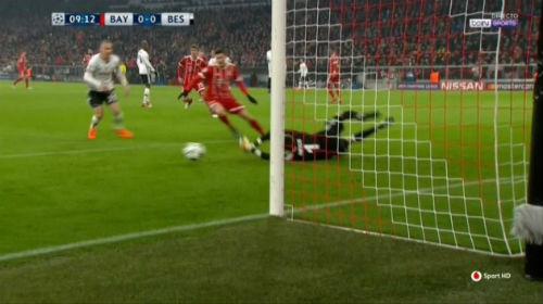 Chi tiết Bayern Munich - Besiktas: Không có bàn danh dự (KT) - 3