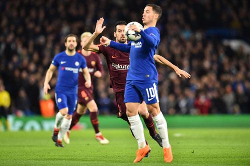 Chi tiết Chelsea - Barcelona: Cuối trận quyết liệt (KT) - 6